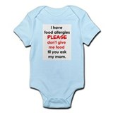 Special diet Infant Bodysuit
