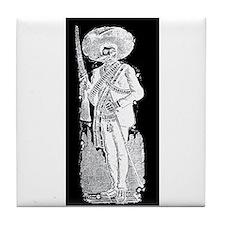 Emiliano Zapata - Mexican Rev Tile Coaster