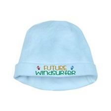 Future windsurfer baby hat