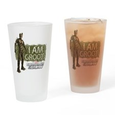 I am Groot Drinking Glass