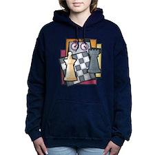Chess Women's Hooded Sweatshirt