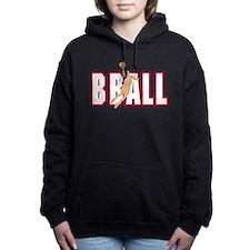 BBall - BasketBall Women's Hooded Sweatshirt