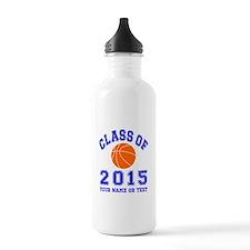 Class Of 2015 Basketba Water Bottle