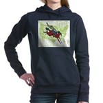 American Cowboy Women's Hooded Sweatshirt