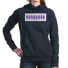 michelle.png Women's Hooded Sweatshirt