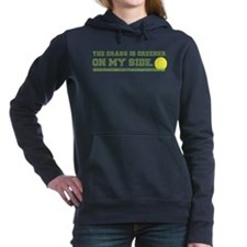 Tennis Greener Women's Hooded Sweatshirt