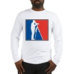 Major League Birder Long Sleeve T-Shirt