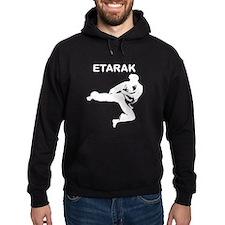 Backwards Karate Hoodie