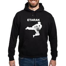 Backwards Karate Hoody