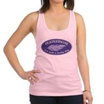 Featherwise Racerback Tank Top