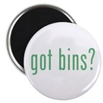 got bins? Magnet