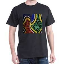 Glass Beads - Crafty T-Shirt