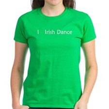 Women's Shamrock Love Irish Dance T-Shirt