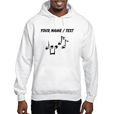 Custom Music Notes Hoodie