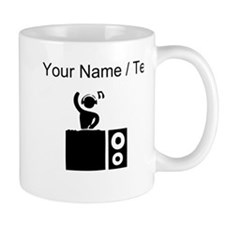 Custom DJ Booth Mugs