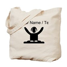 Custom Music DJ Tote Bag