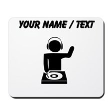 Custom Music DJ Mousepad