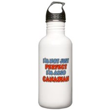 Not Just Perfect Canadian Water Bottle