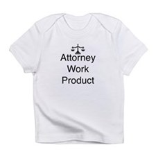 Cute Lawyer Infant T-Shirt