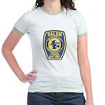 Salem Bike Police Jr. Ringer T-Shirt