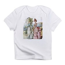 Duo of Victorian Ladies Infant T-Shirt