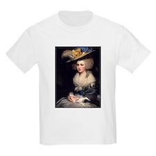 18th Century Portrait of Abigail Adams T-Shirt