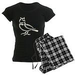 Stylized Lark Women's Dark Pajamas