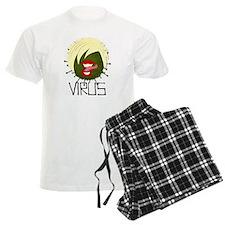 Miley Virus  Pajamas