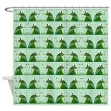 Froggie Shower Curtain