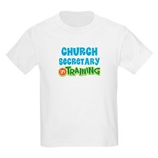 Church secretary in training T-Shirt