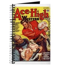 Ace High Western Magazine Journal