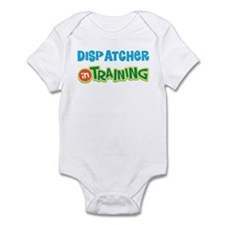 Dispatcher in training Infant Bodysuit