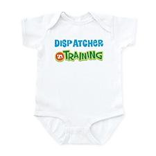 Dispatcher in training Onesie