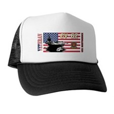 CV-62 USS Independence Trucker Hat