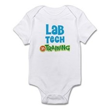 Lab tech in training Infant Bodysuit
