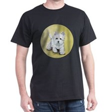 Cute Westie rescue T-Shirt