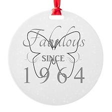 Fabulous Since 1964 Ornament