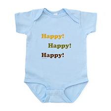 Happy! Happy! Happy! Body Suit