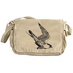 Peregrine Sketch Messenger Bag