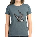 Peregrine Sketch Women's Dark T-Shirt