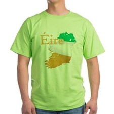 Eire Ireland Flag T-Shirt
