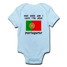 Cute And Portuguese Body Suit