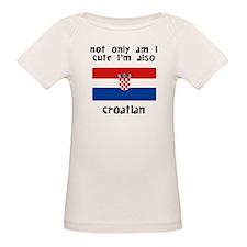 Cute And Croatian T-Shirt
