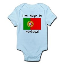 Im Huge In Portugal Body Suit