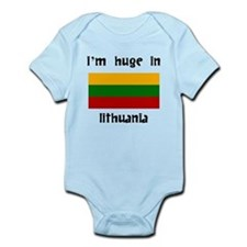 Im Huge In Lithuania Body Suit