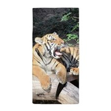 AWESOME TIGER Beach Towel