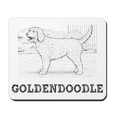 Goldendoodle Mousepad