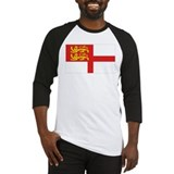 Island of Sark flag Baseball Jersey