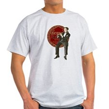 Rapp in Gennett label red.png T-Shirt
