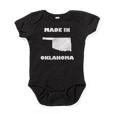 Made In Oklahoma Baby Bodysuit